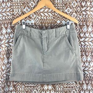 GAP Favorite Chino Mini Skirt
